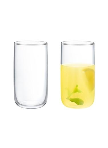 Madame Coco Musette 4'lü Meşrubat Bardağı Seti Renkli